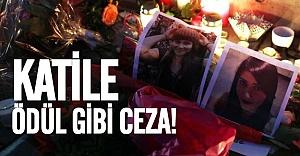 Almanya'da katledilen Tuğçe'nin katiline şaka gibi ceza!