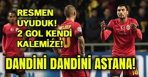 Astana Galatasaray'ı astı!