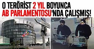Avrupa Parlamentosu o teröristi işe almış