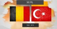 Belçika'ya İşgücü Göçü'nün 50.Yılı Belgesel Filmi Yayınlandı