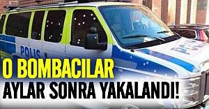 Bombalı saldırı yapan 3 kişi Stockholm'de yakalandı