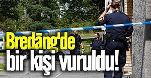 Bredäng'de bir kişi vuruldu!