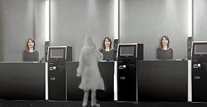 Bu oteli robotlar yönetecek