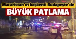Budapeşte'de korkunç patlama