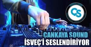 Çankaya Sound, İsveç'i seslendiriyor