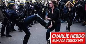 Charlie Hebdo bunu da çizecek mi?