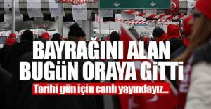 Cumhurbaşkanı Erdoğan, Avrasya Tüneli'ni açıyor