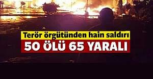 DAEŞ türbeye saldırdı: 50 ölü