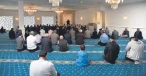 Danimarka'daki Türk camisi yenilendi