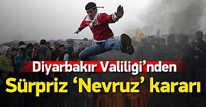 Diyarbakır Valiliği Nevruz kararını açıkladı