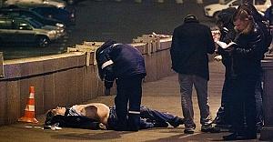 Dünya'nın konuştuğu suikastın görüntüleri ortaya çıktı