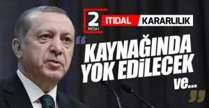 Erdoğan'dan Reina saldırısına ilişkin açıklama