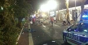 Fransa'da terör saldırısından ölenlerin sayısı 60'a çıktı