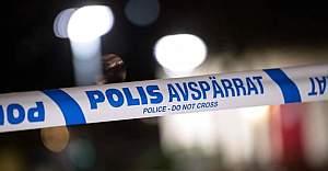 Göteborg'da bir genç vuruldu