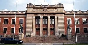 Göteborg Üniversitesi'nde yolsuzluk iddiası