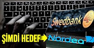 Hackerlerin yeni hedefi Swedbank'tan sonra Nordea
