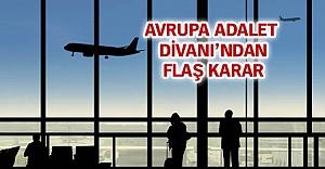 Havayolu şirketleri rötar yapan uçak için tazminat ödeyecekler!