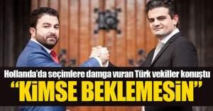 Hollanda seçiminin kazanan Türkleri: Gurur duyuyoruz