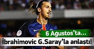 'Ibrahimovic'in sağlık kontrolünden geçmesi bekleniyor'