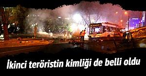 İkinci teröristin kimliği belli oldu
