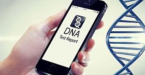 iPhone Üzerinden DNA Test