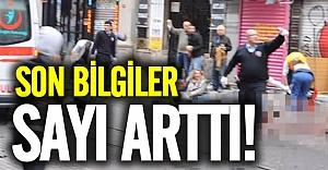 İstanbul terör saldırısı son bilgiler sayı arttı!