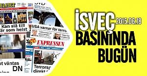 İsveç basınında bugün 18.06.2015