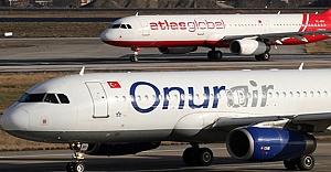İsveç firması OnurAir ve AtlasGlobal'i almak istiyor