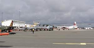 İsveç havalimanında operasyon