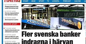 İsveç'in büyük bankaları zenginlerin kirli paralarını aklamış