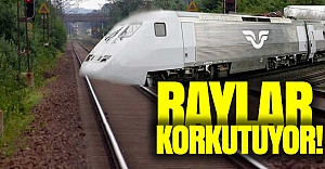 İsveç'in demir yolları çöküyor!