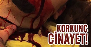 İsveç'in Flen bölgesinde korkunç cinayet!