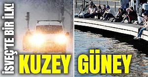İsveç'in kuzeyinde felaket uyarısı!