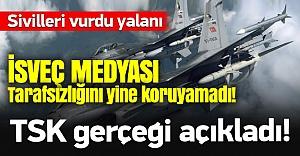 İsveç medyası Türkiye düşmanlığına devam ediyor!