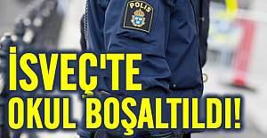 İsveç polisini harekete geçiren adam