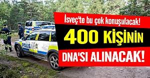 İsveç tarihinde böyle soruşturma ilk kez oluyor!