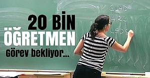 İsveç'te 20 bin öğretmen görev bekliyor