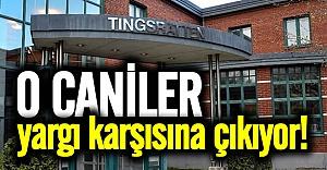 İsveç'te adam kaçırıp işkence eden o caniler yargı karşına çıkıyor