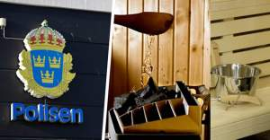 İsveç'te adamın biri polis merkezine girdi ve...