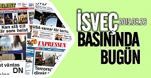 İsveç'te bugün neler yazıldı?