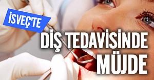 İsveç'te diş tedavisi bedava olacak