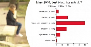 İsveç'te kadınlar kötüye gidiyor
