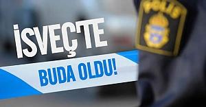 İsveç'te öldürdüğü kadınla 2 ay evde yaşadı polis gelince de kapıyı kitledi!