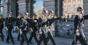 İsveç'te Milli Seferberlik İlan Edildi