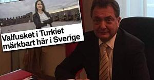 İsveç'te, ''seçimlere hile katılacak'' iddiasına Büyükelçi Türkmen'den sert tepki