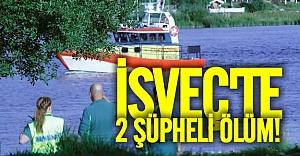 İsveç'te şüpheli 2 ölüm
