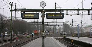 İsveç'ten istasyon tecavüzcüsüne komik ceza!
