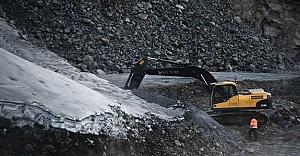 İsveç'te 935 metre yerin altında çıkan maden yangını korkuttu