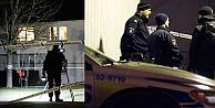 İsveç'te kadını bıçaklayan adam polis tarafından vurularak öldürüldü!