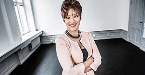 İsveç'te sektörün en güçlü kadını seçildi!